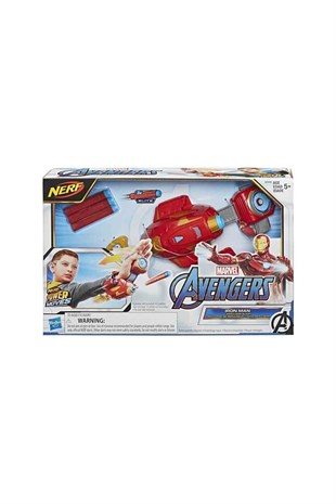 Avengers Power Moves Iron Man E7376
