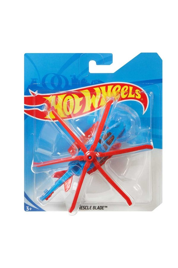 Hot Wheels Uçak Rescue Blade