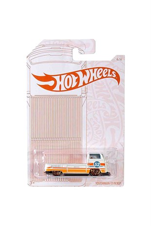 Hot Wheels Parlak ve Krom Özel Seri Volkswagen T2