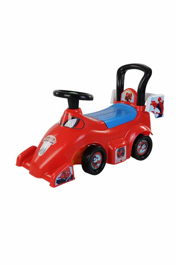 Pedalsız Spiderman F1 İlk Arabam