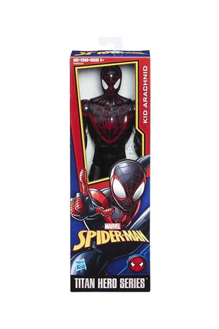 Spiderman Titan Hero Web Warriors Figür