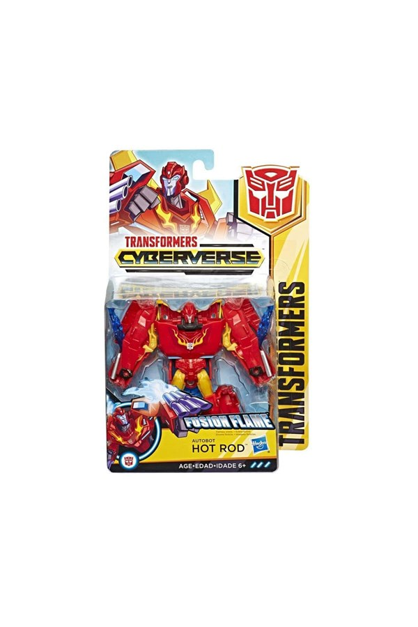 Transformers Cyberverse Hot Rod Figür E3638
