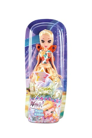 Winx Club Magic Ribbon Stella Bebek